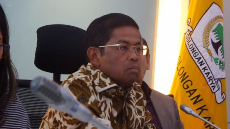 Sekretaris Jenderal DPP Partai Golkar Idrus Marham