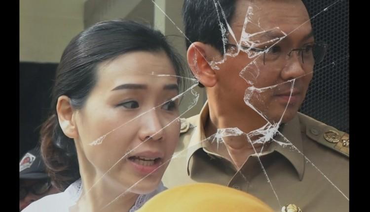 Ahok dan Veronica Tan diambang perceraian