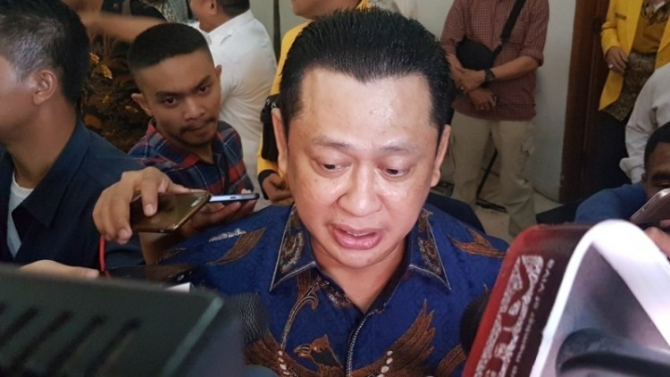Bambang Soesatyo jadi Ketua DPR pengganti Novanto
