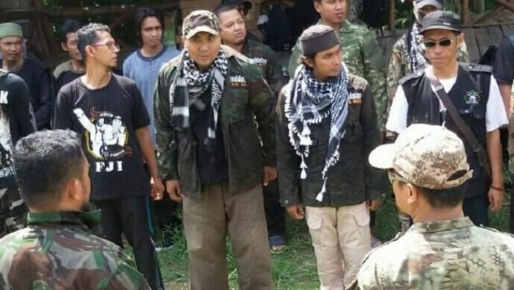 FJI membubarkan paksa baksos di Yogyakarta