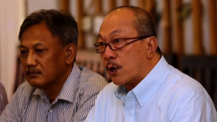 Ketua Organda DKI Jakarta, Shafruhan Sinungan