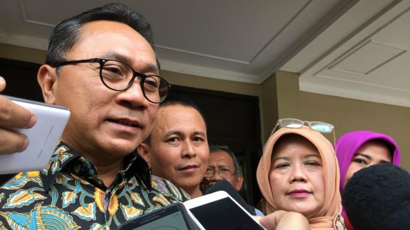 Ketua MPR Anggap Istilah 'Mahar' Politik Sudutkan Islam
