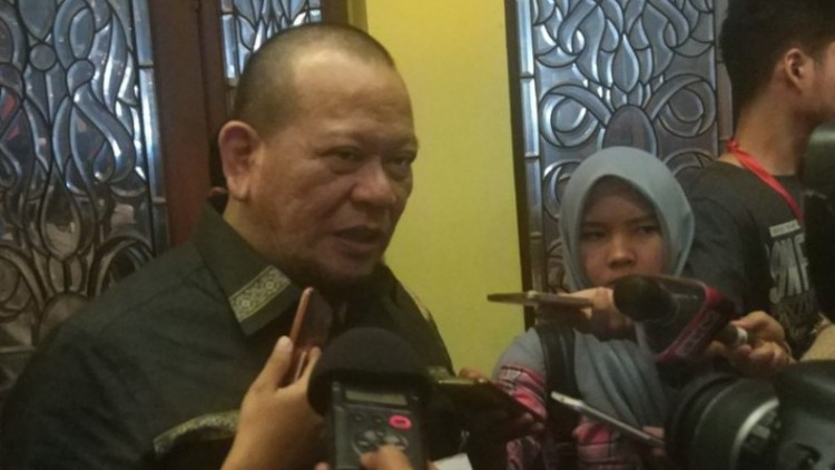 La Nyalla menyebut diperas Prabowo