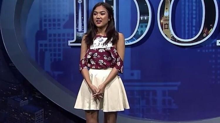 Marion Jola, kontestan Indonesia Idol 2017