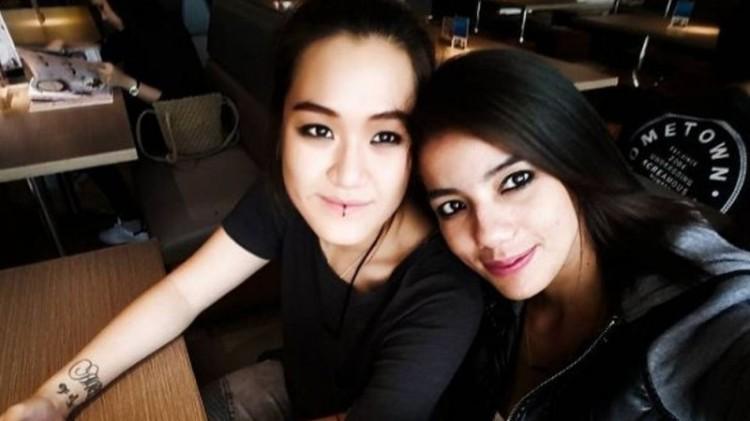 Melodya Vanesha dan Sheila Marcia
