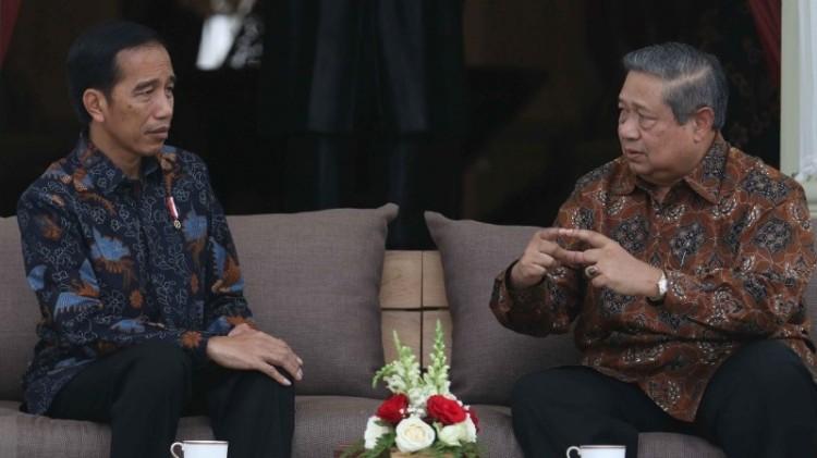 SBY kembali mengkritik Jokowi