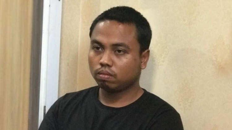 Angrizal Noviandi (30), driver Go-Car
