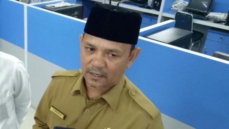 Bupati Aceh Besar, Ir Mawardi Ali