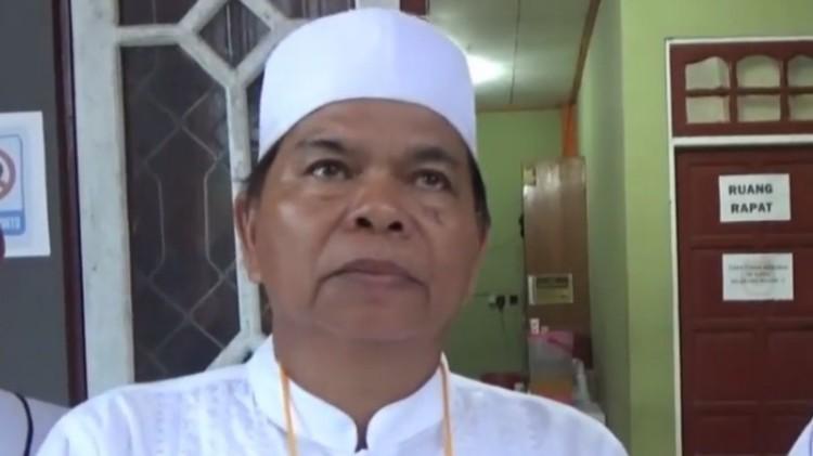 Cabup Murung Raya, H Syapuani