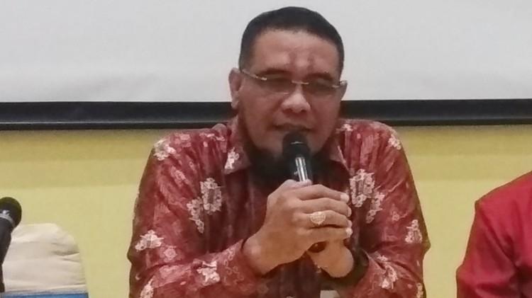 Direktur RSUZA Banda Aceh gelar konferensi pers