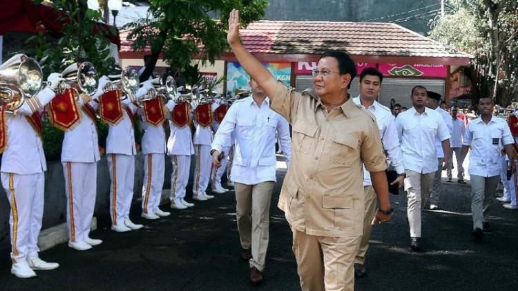 Jokowi dielu-elukan presiden di HUT ke-10 Gerindra