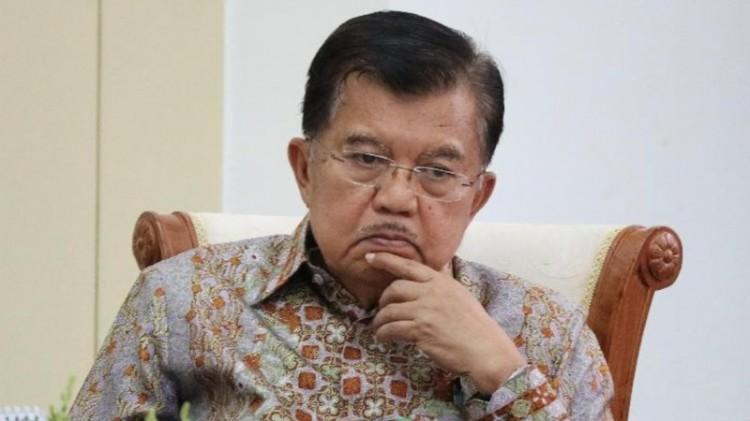 Jusuf Kalla tak bisa menjadi cawapres lagi