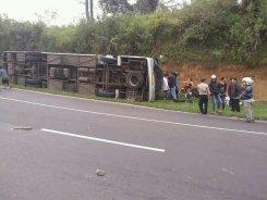Kecelakaan Bus Maut Tanjakan Emen 2