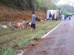 Kecelakaan Bus Maut Tanjakan Emen 4