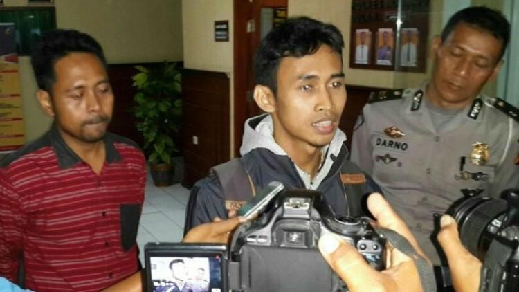 Penyebar hoax ulama dibacok di Bogor ditangkap