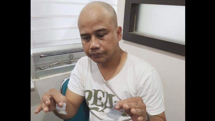 Robby Salam, staf Setjen DPR ditangkap karena sabu