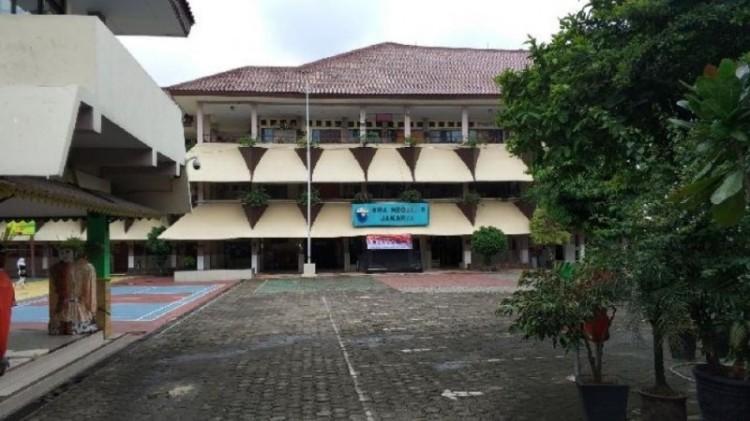 SMAN 8 Jakarta kini bebas banjir