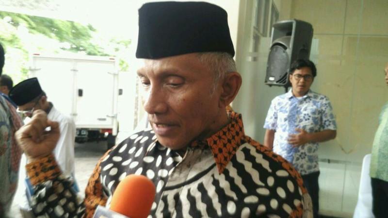 Amien Rais Sebut Jokowi Bagi-bagi Sertifikat Tanah Hanyalah Kebohongan