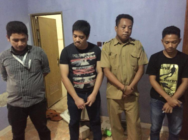 Anak Wakil Bupati Maros, Harmil Mattotorang ditangkap karena sabu