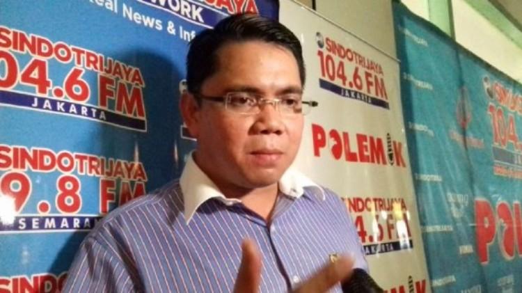 Anggota Komisi III DPR Arteria Dahlan