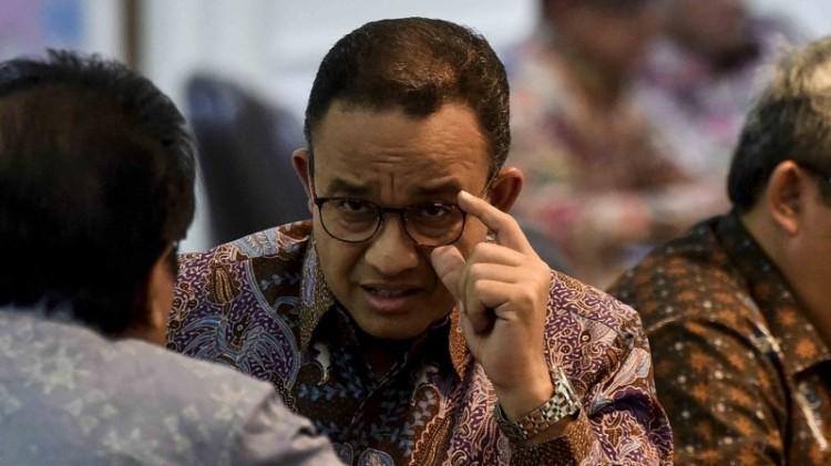 Anies Baswedan tetap tak mau buka Jalan Jatibaru