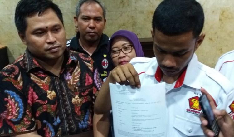 Kuasa hukum Fadli Zon melaporkan Sekjen PSI dan Faisal Assegaf