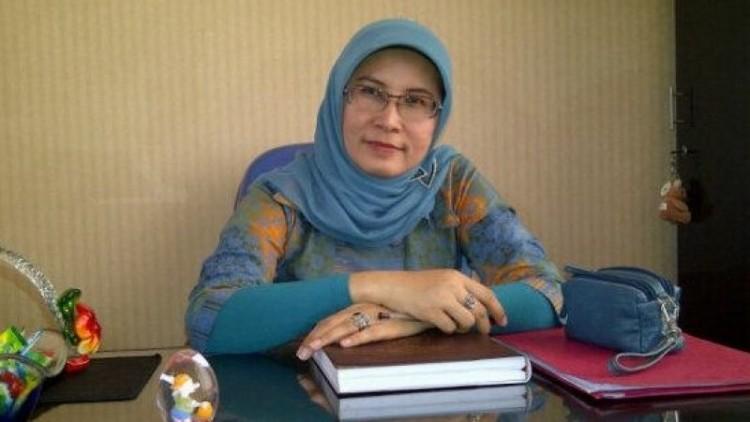 Hakim Wahyu Widya Nurfitri yang ditangkap KPK