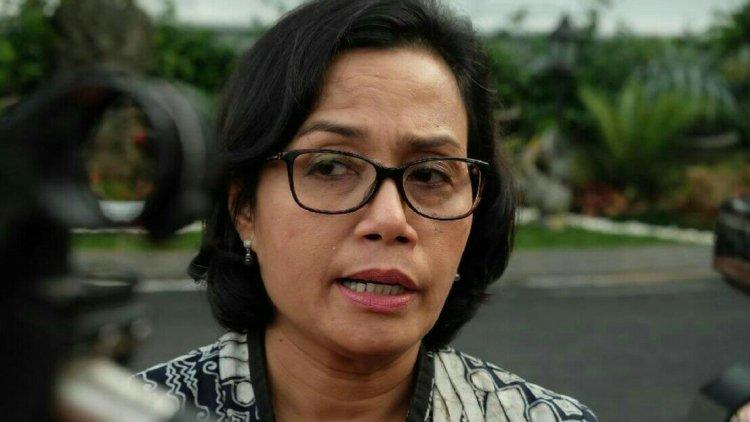 Sri Mulyani jawab sindiran Fadli Zon soal rupiah. (Detik.com)