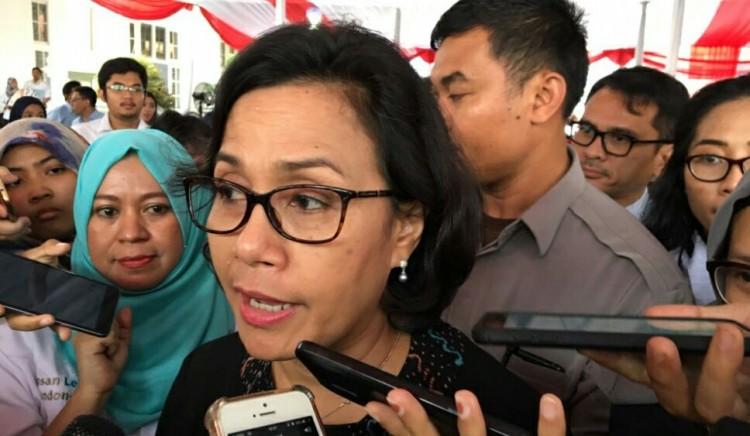Sri Mulyani membantah kenaikan gaji Jokowi