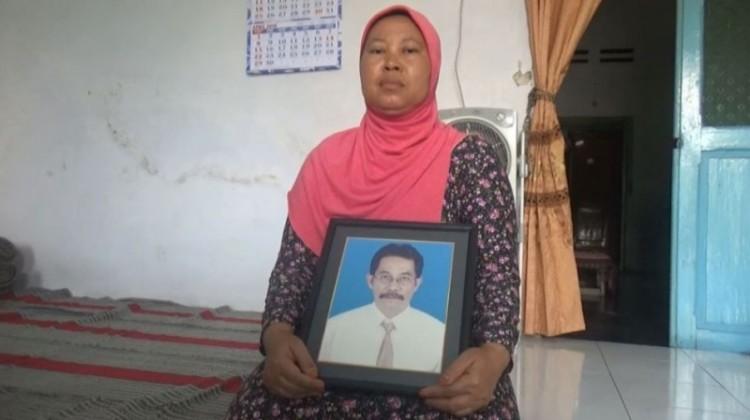 Ismiati, istri Wakil Ketua DPC PPP Jombang Syafii Has