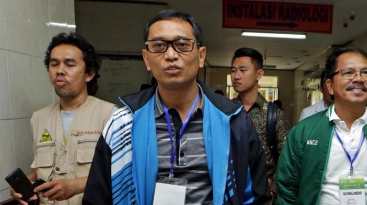 JR Saragih ternyata bukan lulusan Akmil