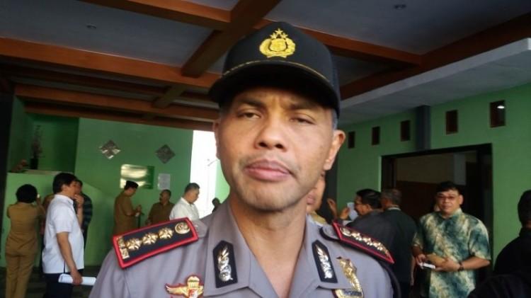 Kapoltabes Bandung, Kombes Pol Hendro Pandowo