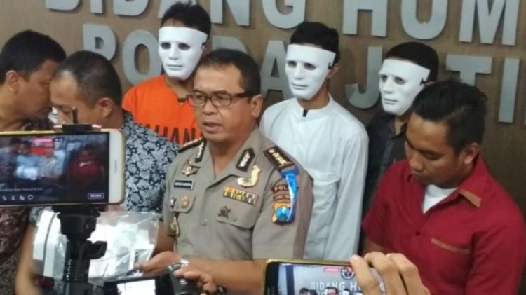 Penyebar hoax dari grup MCA ditangkap polisi