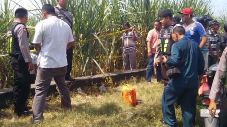 Polisi berada di TKP tewasnya Wakil Ketua DPC PPP Jombang