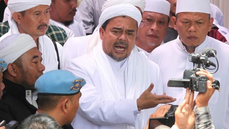 Rizieq Ingin Atur dan Pimpin Koalisi Gerindra-PKS-PAN-PBB Melawan Jokowi
