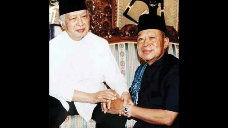 Soeharto dan Probosutedjo